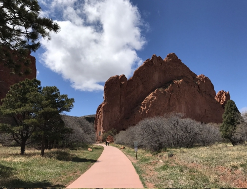 Garden of the Gods Loop – CannaVenture® Hike – July 2018