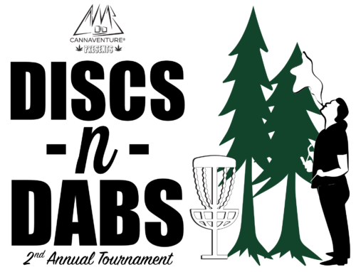 Discs-N-Dabs 2018 – Secret Location – CannaVenture® Campout – June 2018