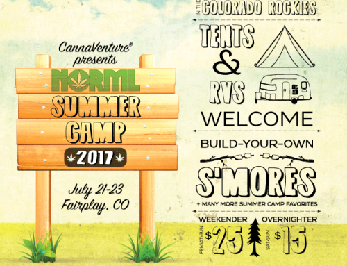 CannaVenture® Presents: NORML Summer Camp 2017