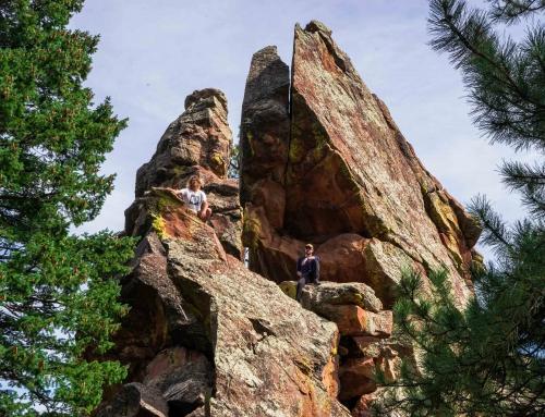 Trip Log: Royal Arch Trail – CO – September 2017