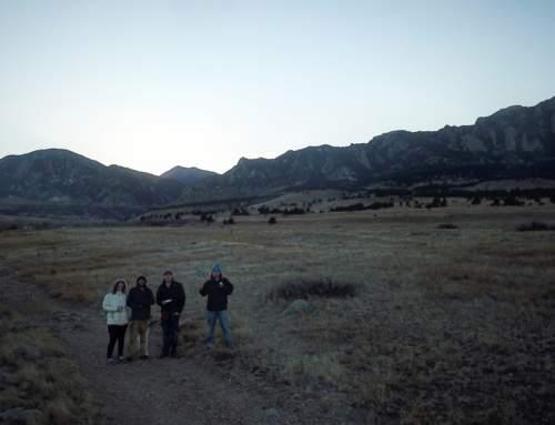 Trip Log: Lower Big Bluestem Trail to Mesa Trail – CO – January 2018