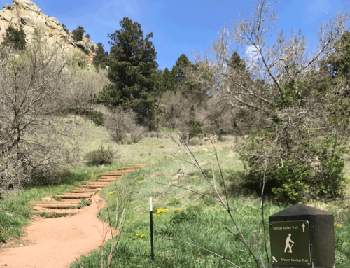 Trip Log – Mount Sanitas & Sanitas Valley Trail – CO – April 2018