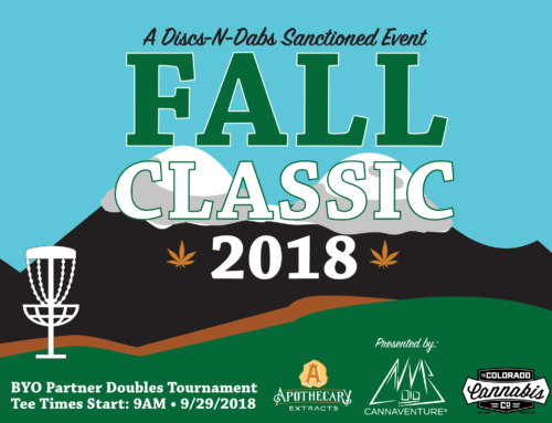 Fall Classic 2018 – Doubles Disc Golf Tournament – September 2018