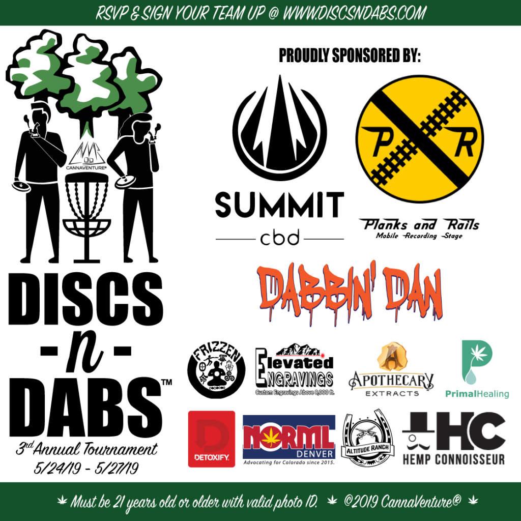 Discs-n-Dabs-2019-First11Sponsors