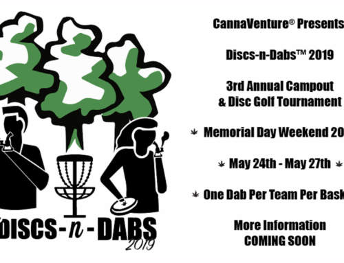 Discs-N-Dabs™ 2019 – Tournament & Campout – May 2019
