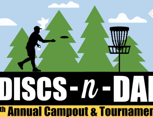 Discs-N-Dabs® 2020 – Campout – May 2020
