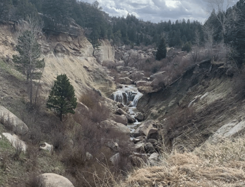 Castlewood Canyon – CO Hike – April 2020
